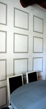 Decorazioni linee geometriche.