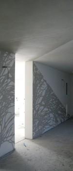 """Decoro murale """"Cipresso""""S.Cerbone"""