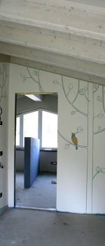 Decorazione per camera bambini