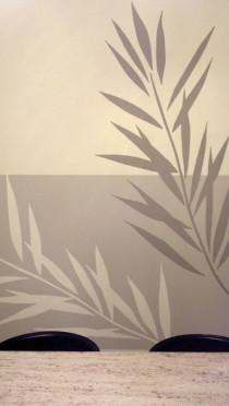 decorazione tono su tono