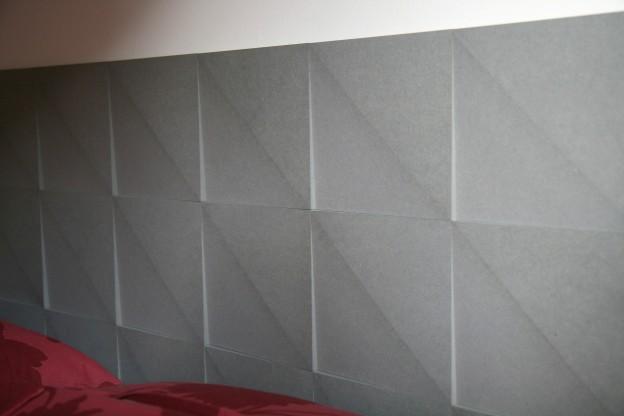 Arredamento d'interni. Capoletto realizzato con PIXO.