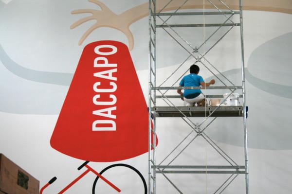 Decorazione DACCAPO